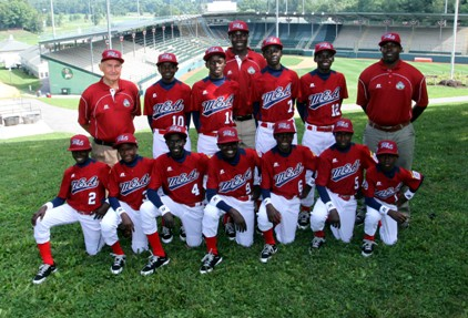 Team Photo - Williamsport August 2012