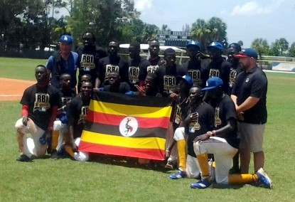 Uganda RBI Junior Champions, RBI Caribbean Tournament 2018